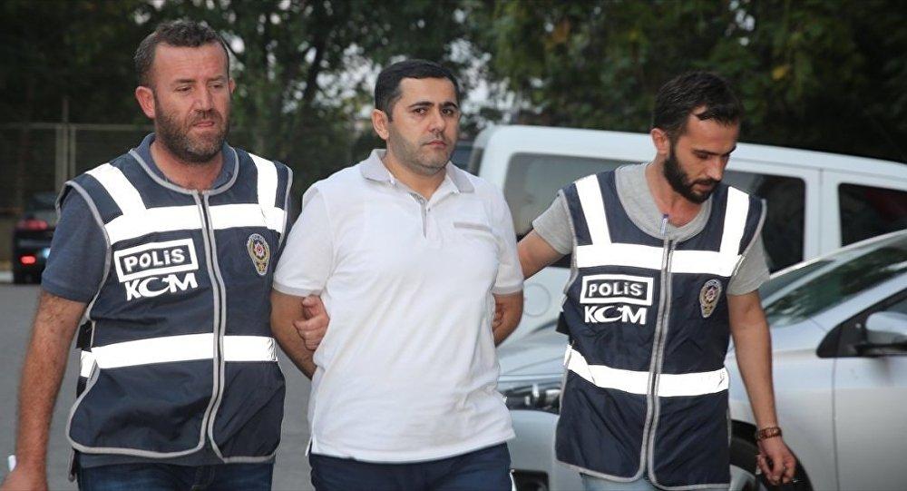Bulgaristan tarafından Türkiye'ye iade edilen FETÖ üyesi Abdullah Büyük