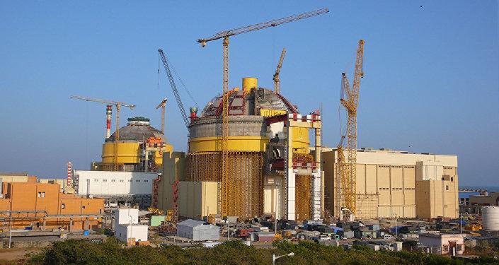 Kundakulam Nükleer Güç Santralı