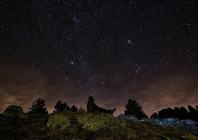 Meteor - yıldız