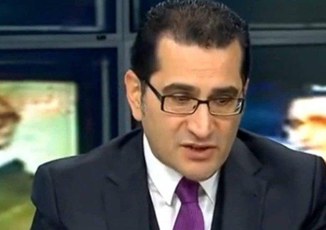 Fethullah Gülen'in yeğeni STV haber sunucusu Kemal Gülen