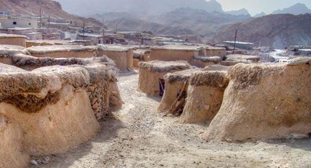 İran 'Hobbit Köyü'