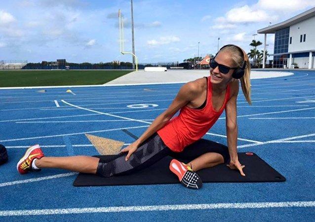 Rio'daki tek Rus atlet Darya Klişina, men kararına karşı açtığı temyiz davasını kazandı