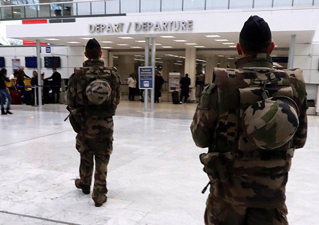 Fransa / Nice Havalimanı
