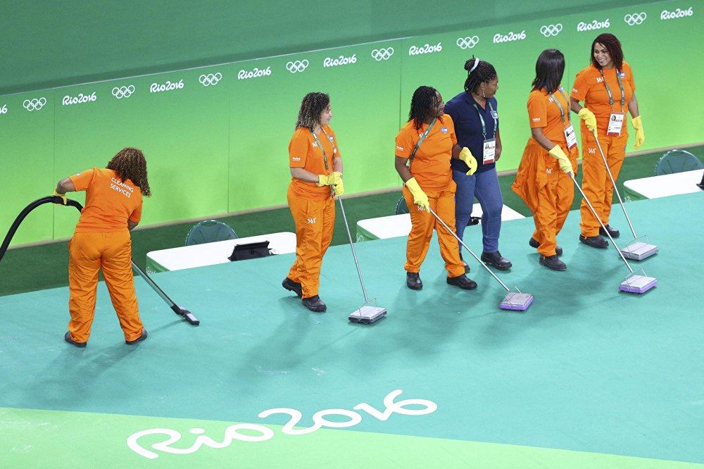 2016 Rİo Olimpiyat Oyunları
