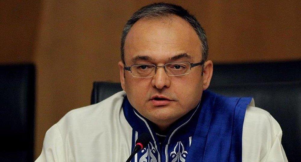 Eski Gazi Üniversitesi Rektörü Prof. Dr. Süleyman Büyükberber