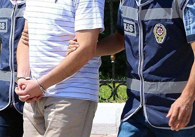 Tutuklama - gözaltı