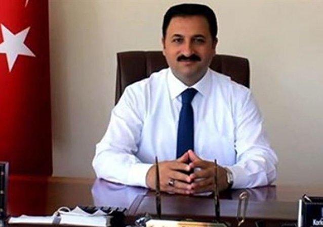 Erzurum'un Aşkale Belediye Başkanı AK Partili Enver Başaran