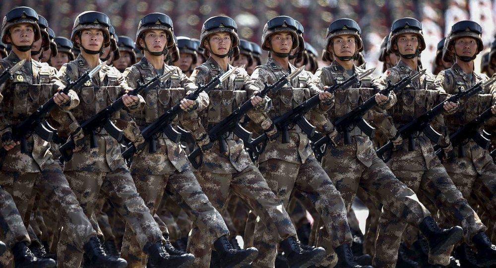 Çin, Suriye'ye eğitim için asker gönderecek