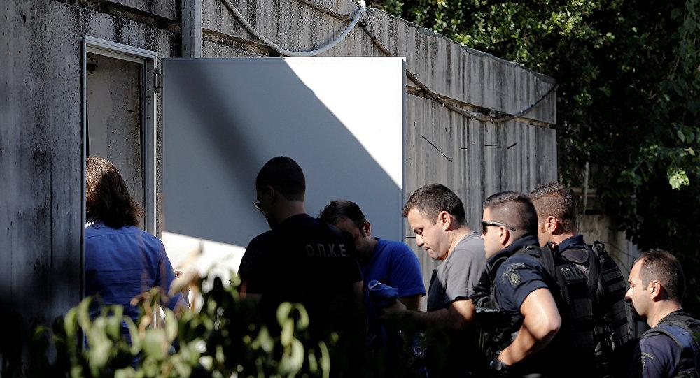 Darbe girişiminin ardından Yunanistan'ın Dedeağaç kentine kaçan askerler