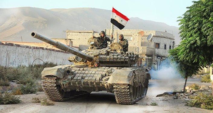 Suriye ordusu, Haseke'de taarruza geçti