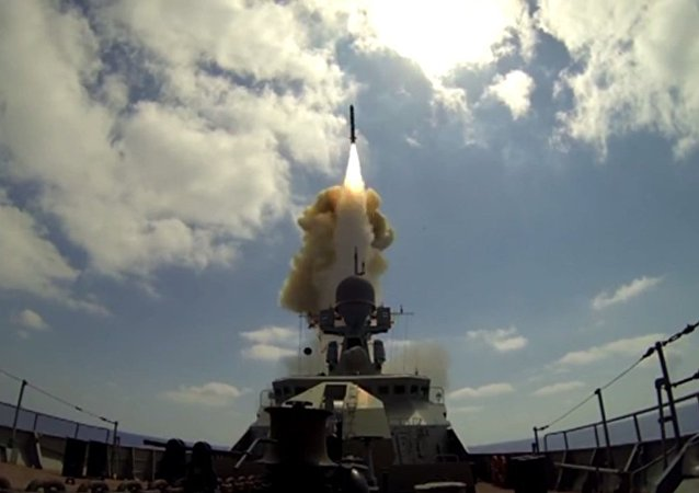 Rusya, El Nusra'yı Akdeniz'den vurdu