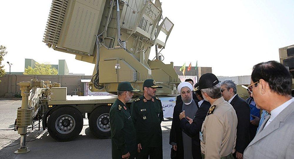 İran hava savunma sistemleri