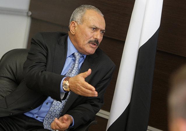Ali Abdullah Salih