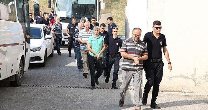 Cevdet Türkyolu akrabaları tutuklandı