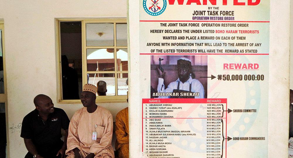 Nijerya hükümeti, Şekau'nun başına 50 milyon Nijerya nairası ödül koymuştu. Ülkenin kuzeydoğusundaki Borno eyalete çekilen bu fotoğrafsa 2013'ten.