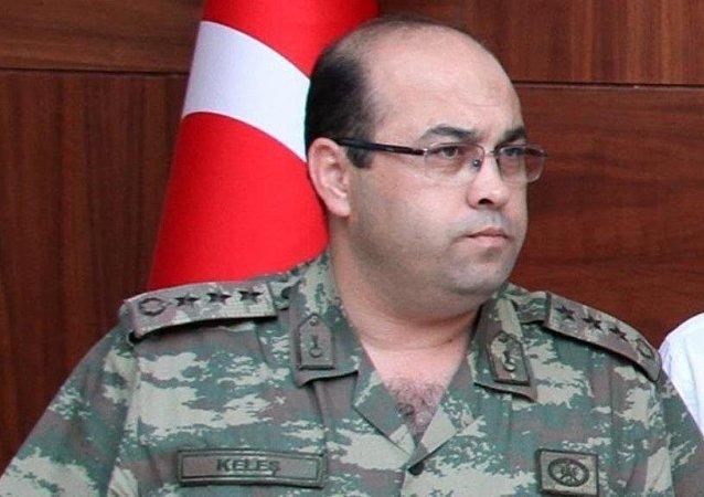 Diyarbakır İl Jandarma Komutanı Albay Hasan Ceyhun Keleş