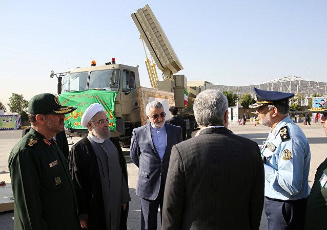 İran hava savunma sistemleri - Bavar-373