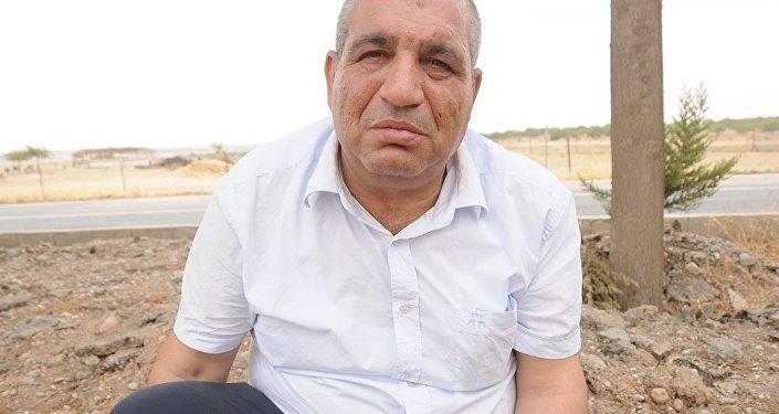 Suriye muhalefeti yetkililerinden Redif Müslim