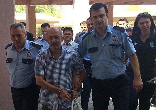 Eski İzmir Emniyet Müdürü Ali Bilkay