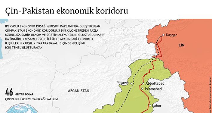 Pakistan, Çin'in Ortadoğu'da güçlenmesine yardımcı olacak