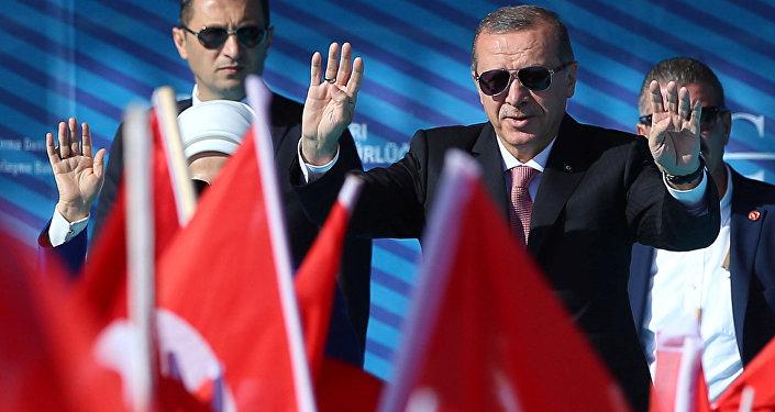 Recep Tayyip Erdoğan / Yavuz Sultan Selim Köprüsü