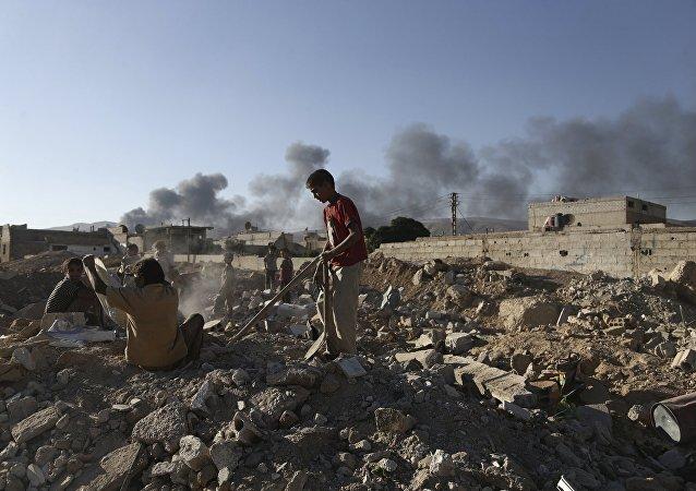 Doğu Guta-Suriye