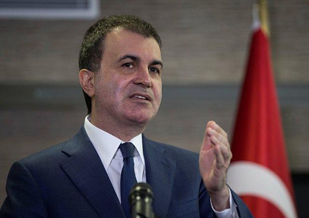 Avrupa Birliği Bakanı ve Başmüzakereci Ömer Çelik