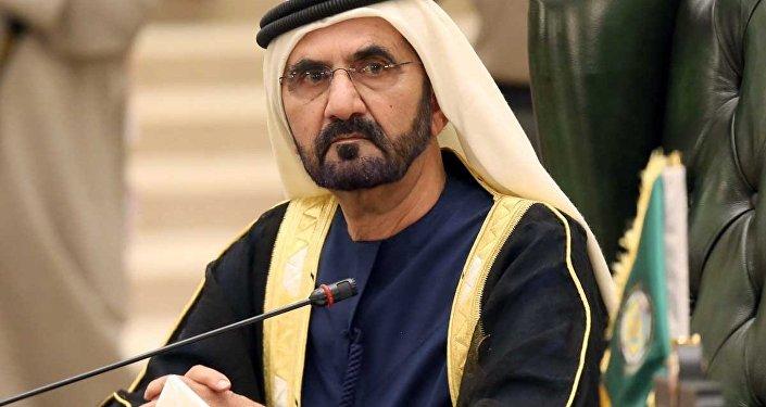 Dubai şeyhi El Maktum