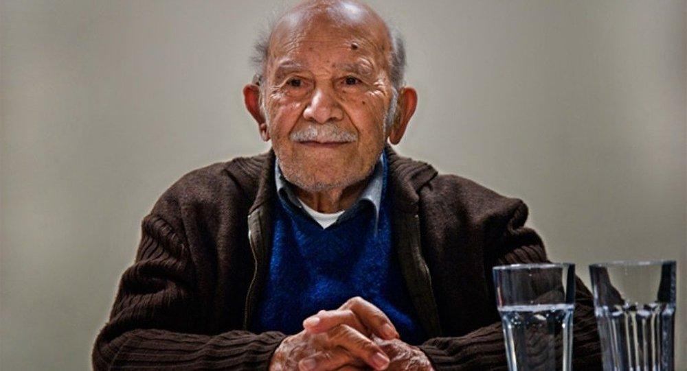 Yazar Vedat Türkali