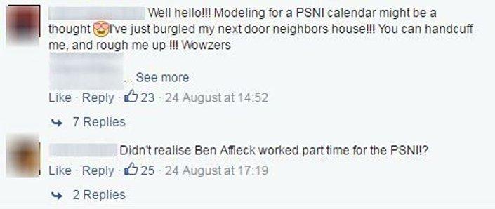 Kuzey İrlandalılar tutuklanmak istiyor