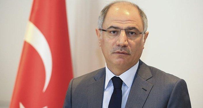 Eski İçişleri Bakanı Efkan Ala