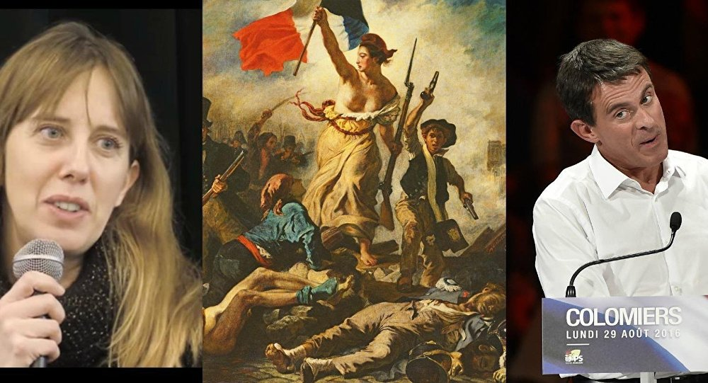 Fransa'da burkini tartışması