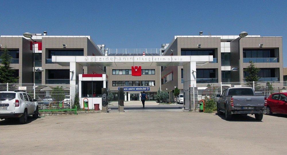 Elazığ'da FETÖ okulu Emniyet Müdürlüğü oldu