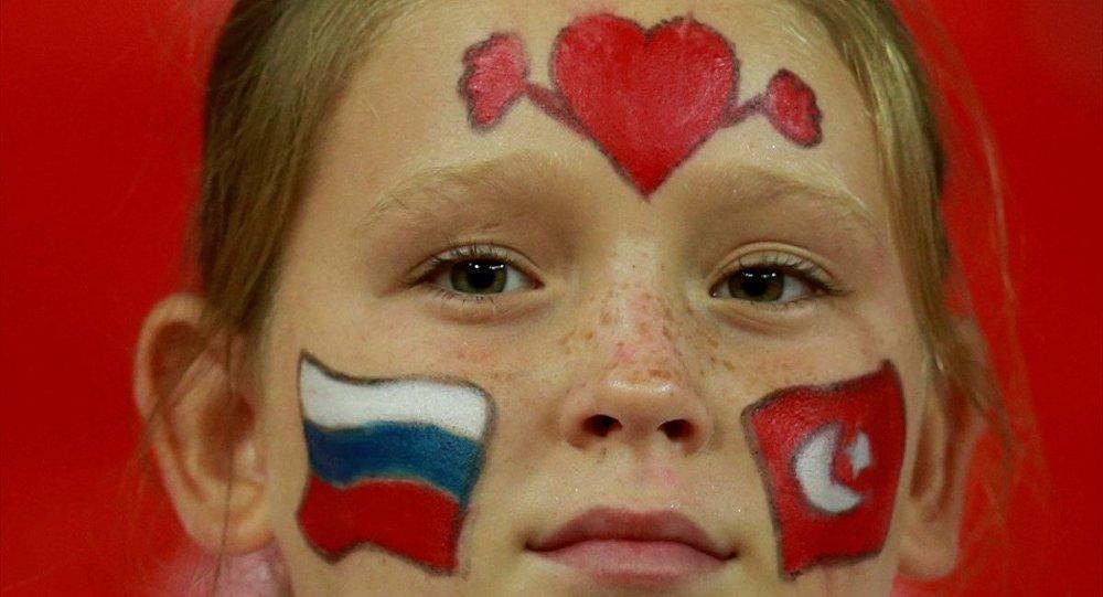 Türkiye-Rusya maçı