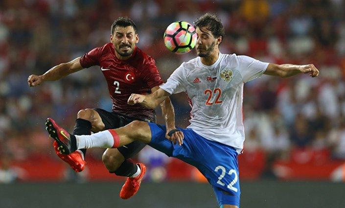 Türkiye- Rusya maçı