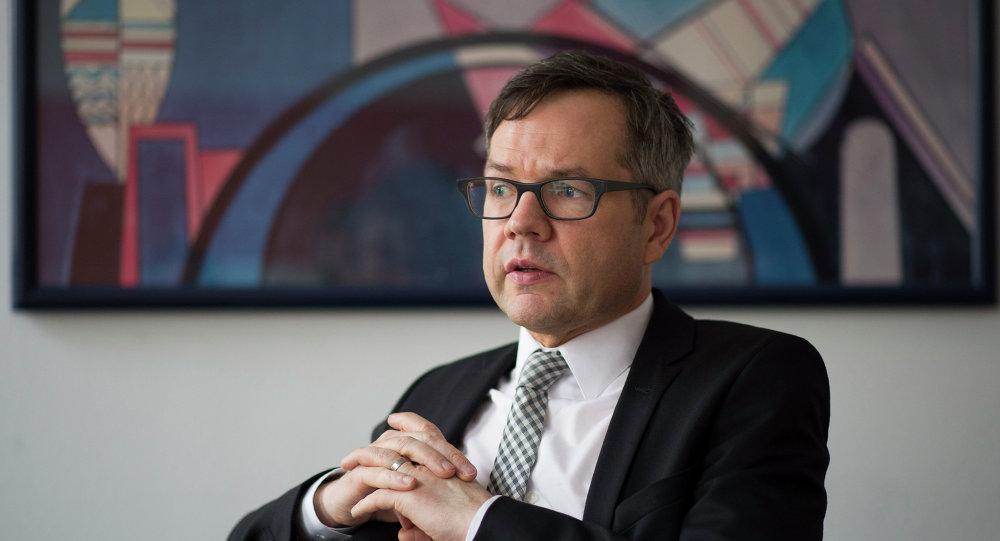 Almanya'nın dışişlerinden sorumlu Devlet Bakanı Michael Roth