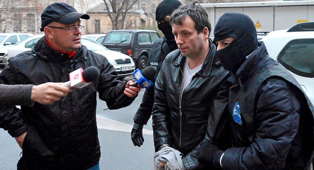 Romanyalı internet korsanı Marcel Lazar