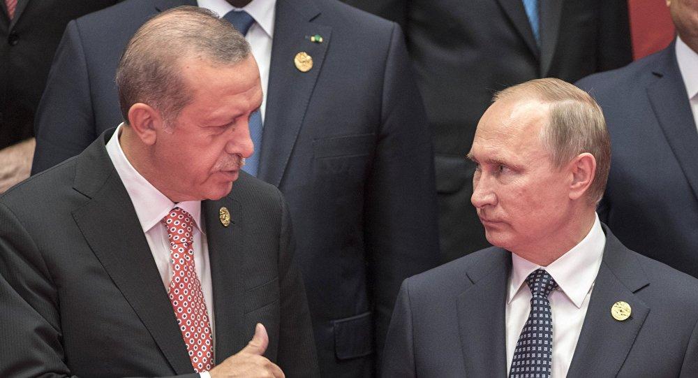 Putin, Erdoğan, G20