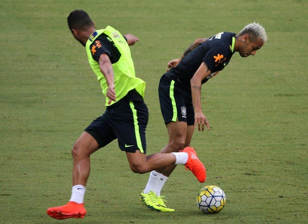 Brezilya Milli Takımı, Neymar