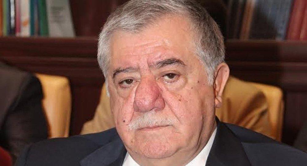 Eski Azerbaycan Başbakan Birinci Yardımcısı Abbas Abbasov