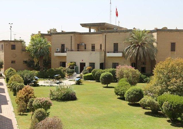 Türkiye'nin Bağdat Büyükelçilik binası satın alındı