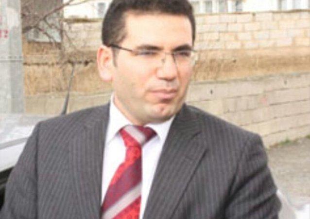 Eski İliç Savcısı Bayram Bozkurt