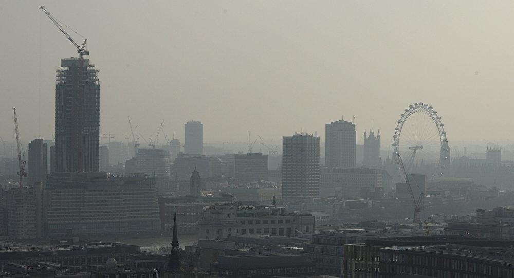 İngiltere'de hava kirliliği