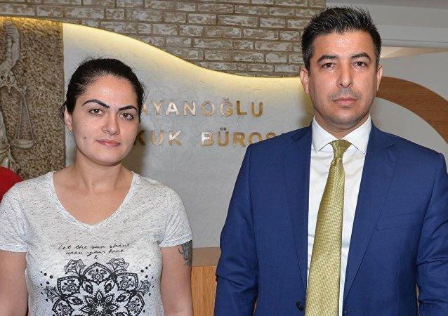 Çilem Doğan'ın avukatı İsa Ayanoğlu da Fetullahçı Terör Örgütü (FETÖ) soruşturması kapmasında tutuklandı.