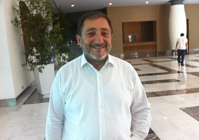 İstanbul Hazır Giyim ve Konfeksiyon İhracatçıları Birliği (İHKİB) Başkanı Hikmet Tanrıverdi
