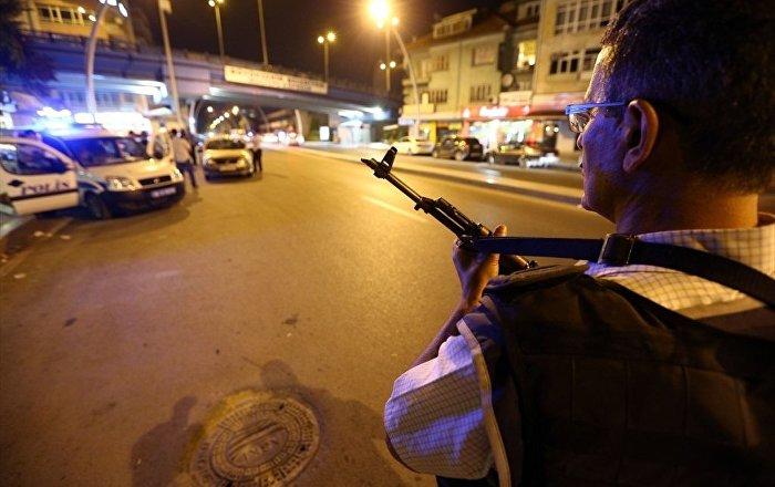 Ankara'da 1200 polisle operasyon: 14 gözaltı