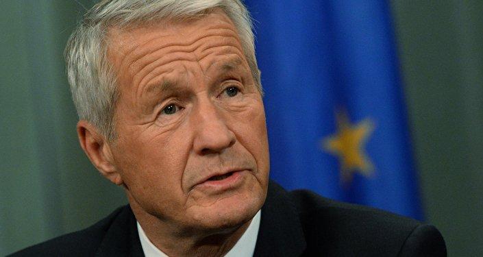 Avrupa Konseyi Genel Sekreteri Thorbjorn Jagland
