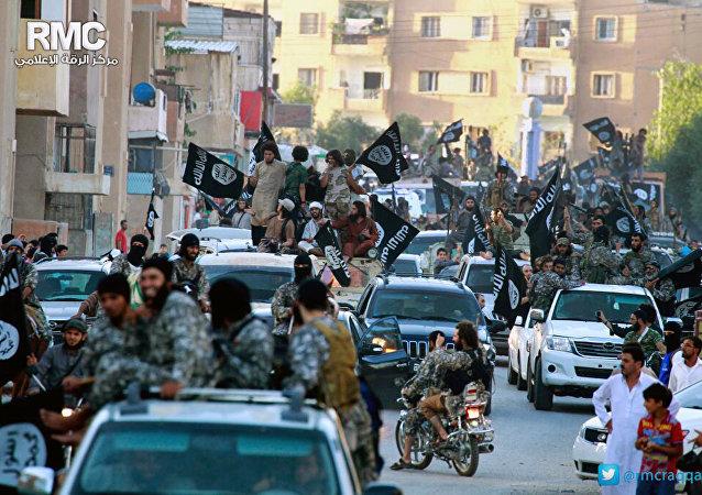 IŞİD-Rakka