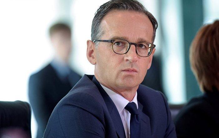 Almanya Dışişleri Bakanı Maas: Oyun oynama zamanı bitti