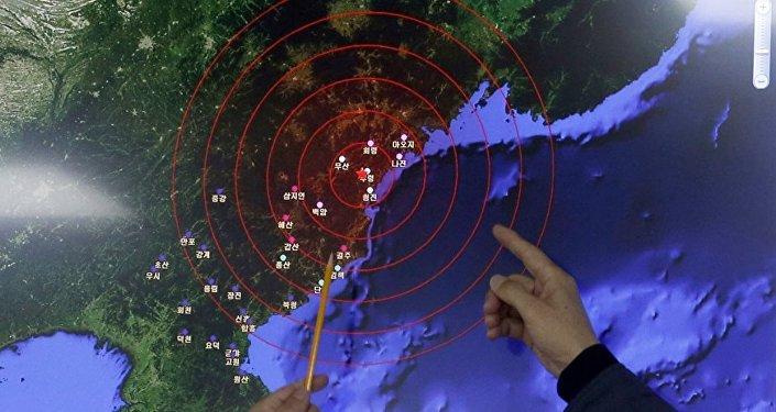 Kuzey Kore deprem